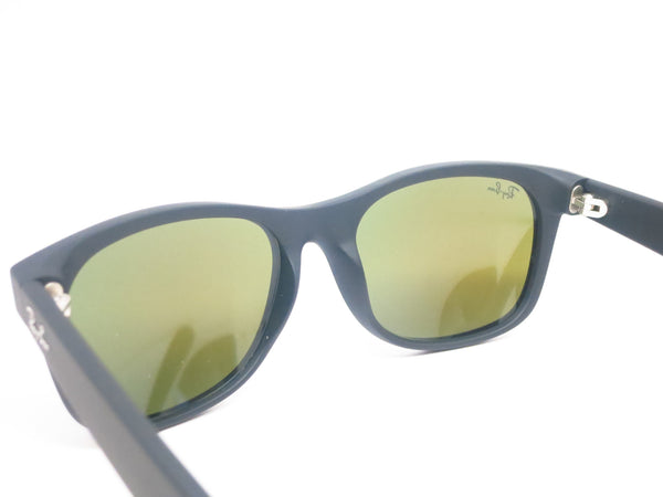 Ray-Ban RB 2132 New Wayfarer 622/17 Rubber Black Sunglasses - Eye Heart Shades - Ray-Ban - Sunglasses - 8