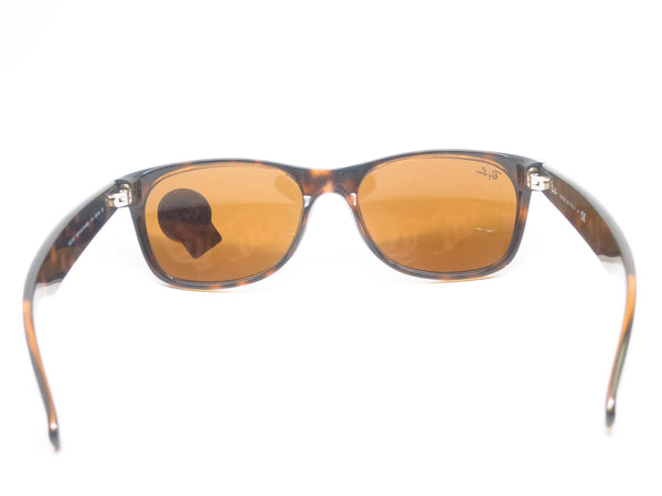 Ray-Ban RB 2132 New Wayfarer 710 Light Havana Sunglasses - Eye Heart Shades - Ray-Ban - Sunglasses - 9