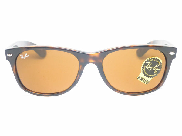 Ray-Ban RB 2132 New Wayfarer 710 Light Havana Sunglasses - Eye Heart Shades - Ray-Ban - Sunglasses - 2