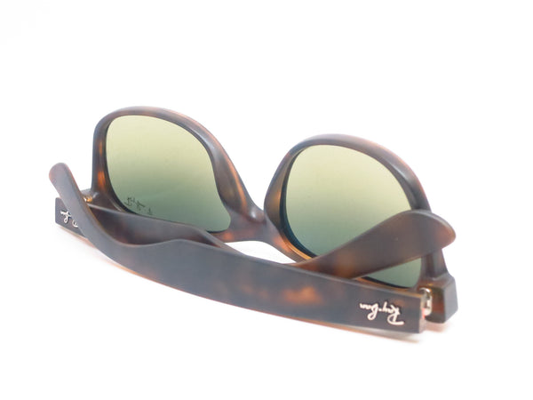 Ray-Ban RB 2132 New Wayfarer 894/76 Matte Havana Polarized Sunglasses - Eye Heart Shades - Ray-Ban - Sunglasses - 10