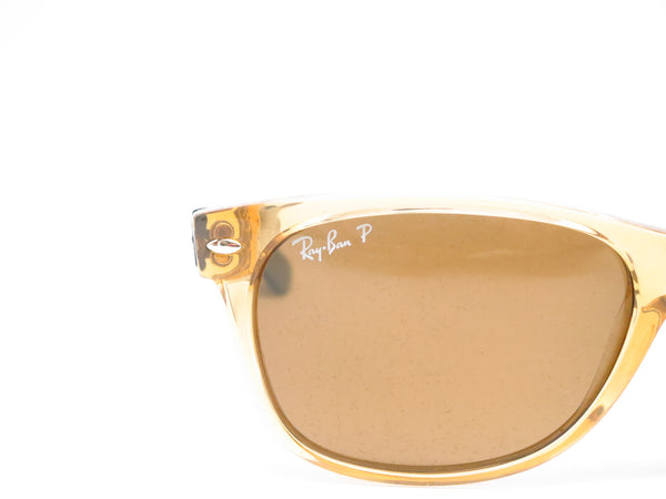 Ray-Ban RB 2132 New Wayfarer 945/57 Honey Polarized Sunglasses - Eye Heart Shades - Ray-Ban - Sunglasses - 4