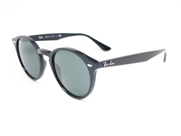 Ray-Ban RB 2180 Highstreet 601/71 Black Sunglasses - Eye Heart Shades - Ray-Ban - Sunglasses - 1