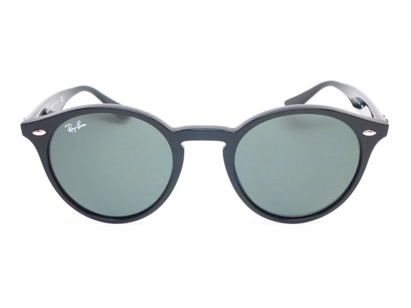 Ray-Ban RB 2180 Highstreet 601/71 Black Sunglasses - Eye Heart Shades - Ray-Ban - Sunglasses - 2