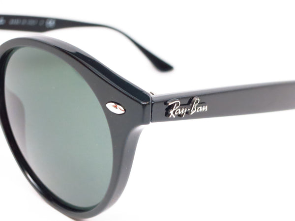 Ray-Ban RB 2180 Highstreet 601/71 Black Sunglasses - Eye Heart Shades - Ray-Ban - Sunglasses - 3