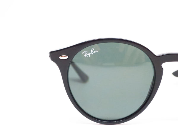 Ray-Ban RB 2180 Highstreet 601/71 Black Sunglasses - Eye Heart Shades - Ray-Ban - Sunglasses - 4