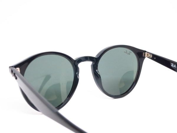 Ray-Ban RB 2180 Highstreet 601/71 Black Sunglasses - Eye Heart Shades - Ray-Ban - Sunglasses - 6