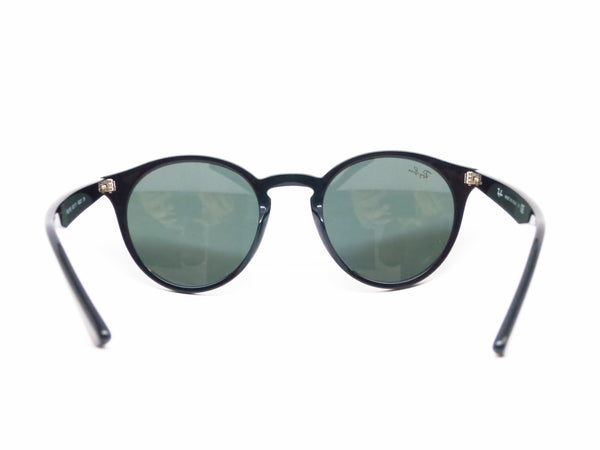 Ray-Ban RB 2180 Highstreet 601/71 Black Sunglasses - Eye Heart Shades - Ray-Ban - Sunglasses - 7