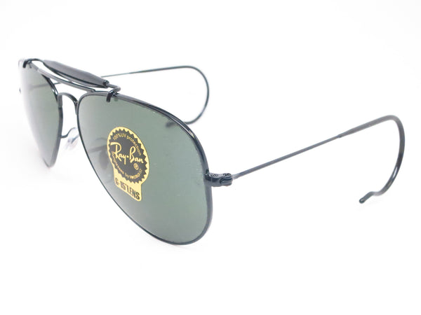 Ray-Ban RB 3030 Outdoorsman L9500 Black Cable Sunglasses - Eye Heart Shades - Ray-Ban - Sunglasses - 1