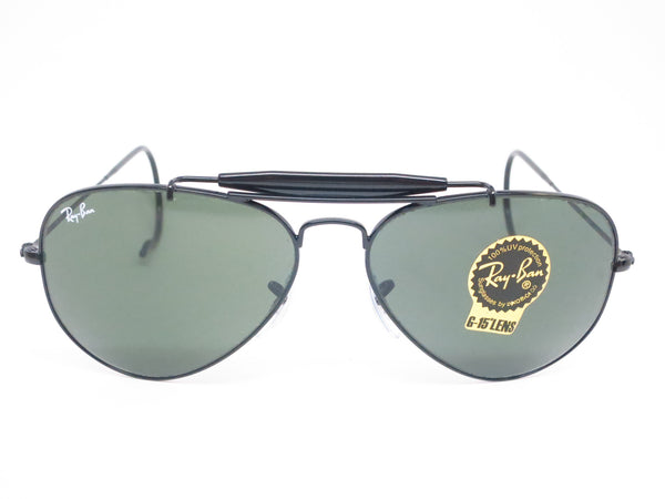 Ray-Ban RB 3030 Outdoorsman L9500 Black Cable Sunglasses - Eye Heart Shades - Ray-Ban - Sunglasses - 2