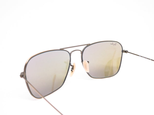 Ray-Ban RB 3136 Caravan 167/68 Demigloss Brushed Bronze Sunglasses - Eye Heart Shades - Ray-Ban - Sunglasses - 6