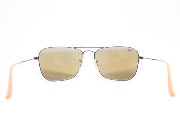 Ray-Ban RB 3136 Caravan 167/68 Demigloss Brushed Bronze Sunglasses - Eye Heart Shades - Ray-Ban - Sunglasses - 7