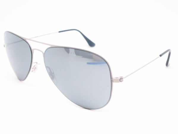Ray-Ban RB 3513 Aviator 154/6G Sand Silver Sunglasses - Eye Heart Shades - Ray-Ban - Sunglasses - 1