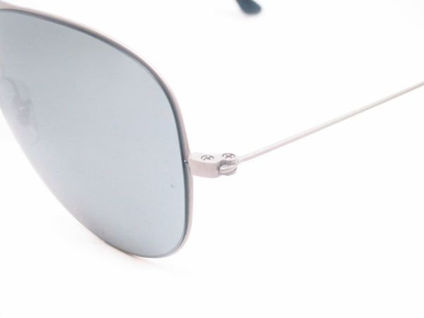 Ray-Ban RB 3513 Aviator 154/6G Sand Silver Sunglasses - Eye Heart Shades - Ray-Ban - Sunglasses - 4