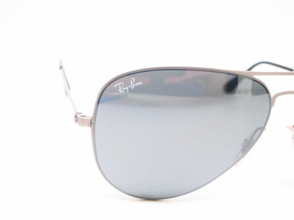 Ray-Ban RB 3513 Aviator 154/6G Sand Silver Sunglasses - Eye Heart Shades - Ray-Ban - Sunglasses - 3