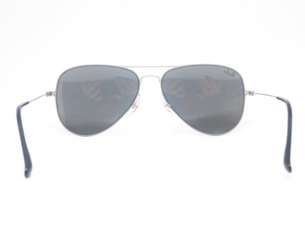 Ray-Ban RB 3513 Aviator 154/6G Sand Silver Sunglasses - Eye Heart Shades - Ray-Ban - Sunglasses - 7