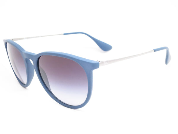 Ray-Ban RB 4171 Erika 6002/8G Rubber Blue Sunglasses