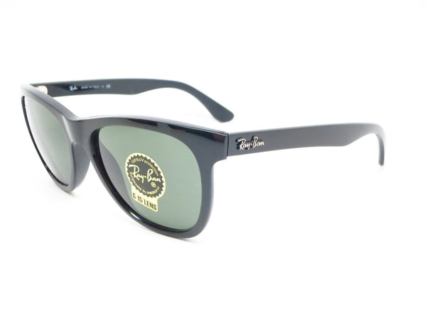 Ray-Ban RB 4184 Highstreet 601 Black Sunglasses - Eye Heart Shades - Ray-Ban - Sunglasses - 1