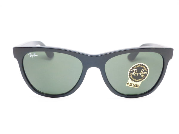 Ray-Ban RB 4184 Highstreet 601 Black Sunglasses - Eye Heart Shades - Ray-Ban - Sunglasses - 2
