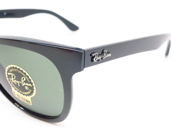 Ray-Ban RB 4184 Highstreet 601 Black Sunglasses - Eye Heart Shades - Ray-Ban - Sunglasses - 3