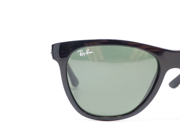Ray-Ban RB 4184 Highstreet 601 Black Sunglasses - Eye Heart Shades - Ray-Ban - Sunglasses - 4