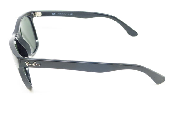 Ray-Ban RB 4184 Highstreet 601 Black Sunglasses - Eye Heart Shades - Ray-Ban - Sunglasses - 5