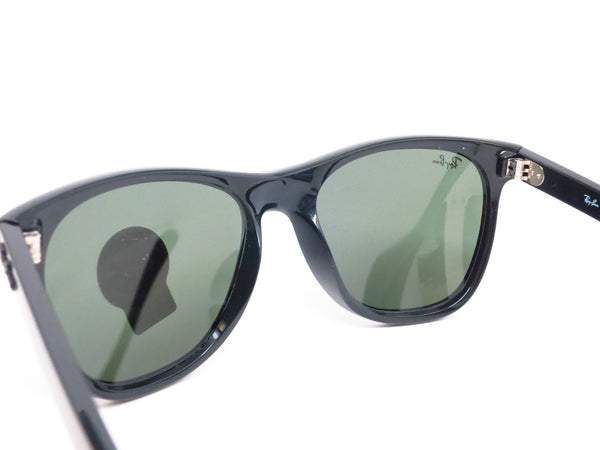 Ray-Ban RB 4184 Highstreet 601 Black Sunglasses - Eye Heart Shades - Ray-Ban - Sunglasses - 6
