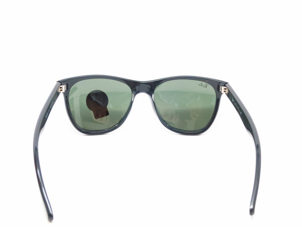 Ray-Ban RB 4184 Highstreet 601 Black Sunglasses - Eye Heart Shades - Ray-Ban - Sunglasses - 7