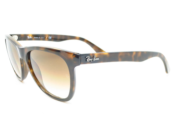 Ray-Ban RB 4184 Highstreet 710/51 Light Havana Sunglasses - Eye Heart Shades - Ray-Ban - Sunglasses - 1