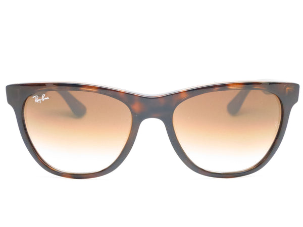 Ray-Ban RB 4184 Highstreet 710/51 Light Havana Sunglasses - Eye Heart Shades - Ray-Ban - Sunglasses - 2