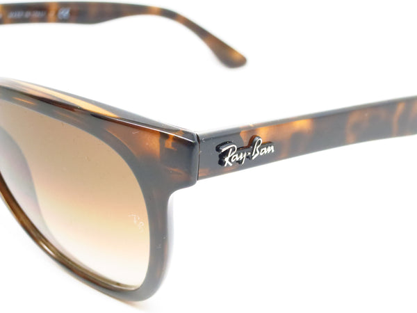 Ray-Ban RB 4184 Highstreet 710/51 Light Havana Sunglasses - Eye Heart Shades - Ray-Ban - Sunglasses - 3