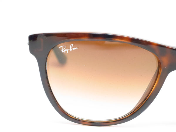Ray-Ban RB 4184 Highstreet 710/51 Light Havana Sunglasses - Eye Heart Shades - Ray-Ban - Sunglasses - 4