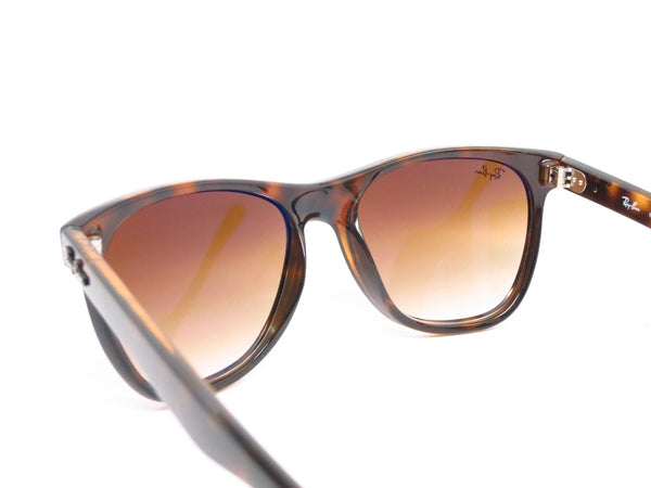 Ray-Ban RB 4184 Highstreet 710/51 Light Havana Sunglasses - Eye Heart Shades - Ray-Ban - Sunglasses - 6