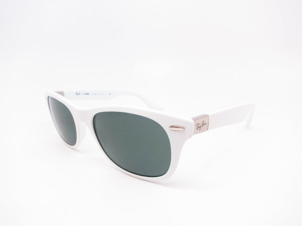 Ray-Ban RB 4207 Wayfarer 6096/17 White Sunglasses - Eye Heart Shades - Ray-Ban - Sunglasses - 1