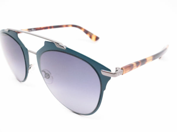 Dior Reflected PVZHD Matte Grey Light Havana Sunglasses - Eye Heart Shades - Dior - Sunglasses - 1