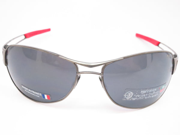 Tag Heuer TH 0204 Speedway 101 Gunmetal/Red Polarized Sunglasses - Eye Heart Shades - Tag Heuer - Sunglasses - 2