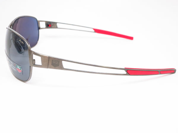 Tag Heuer TH 0204 Speedway 101 Gunmetal/Red Polarized Sunglasses - Eye Heart Shades - Tag Heuer - Sunglasses - 5