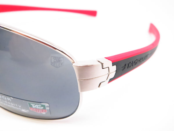 Tag Heuer TH 0252 LRS 102 Red / Black Sunglasses - Eye Heart Shades - Tag Heuer - Sunglasses - 3