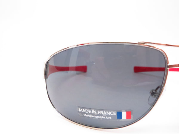 Tag Heuer TH 0252 LRS 102 Red / Black Sunglasses - Eye Heart Shades - Tag Heuer - Sunglasses - 4