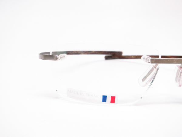 Tag Heuer TH 0303 004 Silver/Havana Spring Acetate Eyeglasses - Eye Heart Shades - Tag Heuer - Eyeglasses - 4