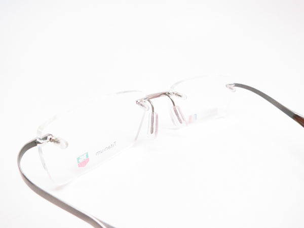 Tag Heuer TH 0303 004 Silver/Havana Spring Acetate Eyeglasses - Eye Heart Shades - Tag Heuer - Eyeglasses - 6
