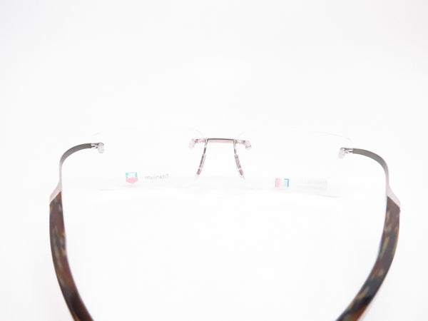 Tag Heuer TH 0303 004 Silver/Havana Spring Acetate Eyeglasses - Eye Heart Shades - Tag Heuer - Eyeglasses - 7