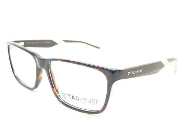 Tag Heuer TH 0552 003 Black/Brown/Tan B Urban Eyeglasses - Eye Heart Shades - Tag Heuer - Eyeglasses - 1