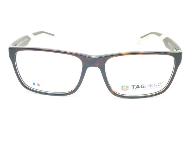 Tag Heuer TH 0552 003 Black/Brown/Tan B Urban Eyeglasses - Eye Heart Shades - Tag Heuer - Eyeglasses - 2