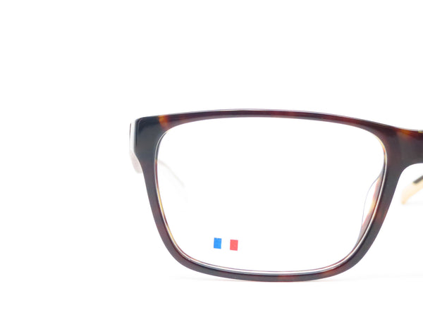 Tag Heuer TH 0552 003 Black/Brown/Tan B Urban Eyeglasses - Eye Heart Shades - Tag Heuer - Eyeglasses - 4