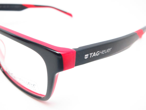 Tag Heuer TH 0555 002 Red  Black B Urban Eyeglasses - Eye Heart Shades - Tag Heuer - Eyeglasses - 3