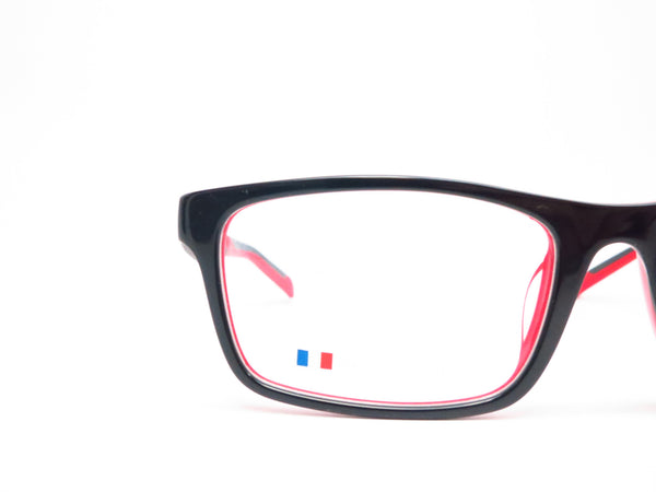 Tag Heuer TH 0555 002 Red  Black B Urban Eyeglasses - Eye Heart Shades - Tag Heuer - Eyeglasses - 4