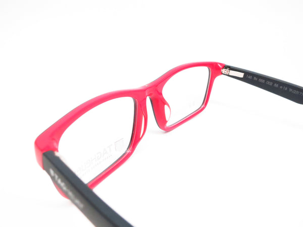 Tag Heuer TH 0555 002 Red  Black B Urban Eyeglasses - Eye Heart Shades - Tag Heuer - Eyeglasses - 6