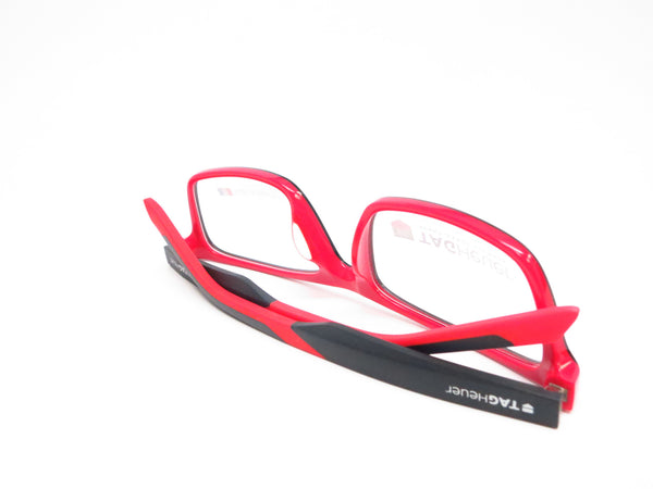 Tag Heuer TH 0555 002 Red  Black B Urban Eyeglasses - Eye Heart Shades - Tag Heuer - Eyeglasses - 8