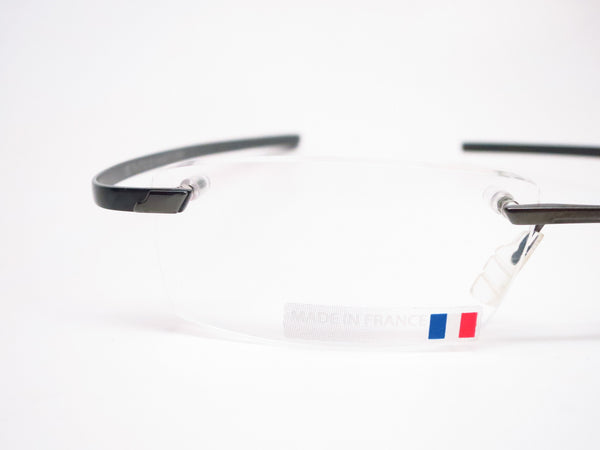 Tag Heuer TH 0712 001 Carbon Fiber Rimless Eyeglasses - Eye Heart Shades - Tag Heuer - Eyeglasses - 4