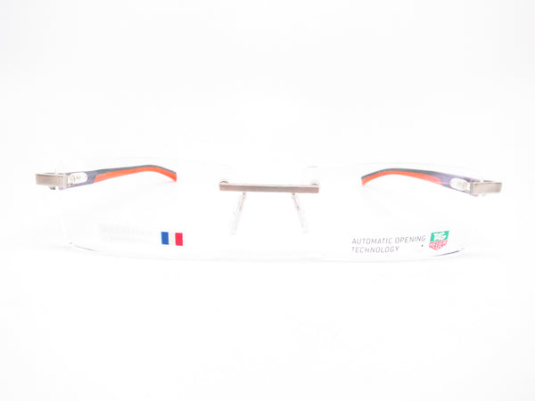 Tag Heuer TH 0802 009 Orange/Grey Automatic Eyeglasses - Eye Heart Shades - Tag Heuer - Eyeglasses - 2